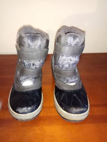 buty chłopięce zimowe rozm. 35