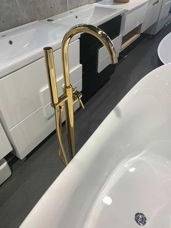 Змішувач для ванни високий , кран для вільно стоячьої ванни