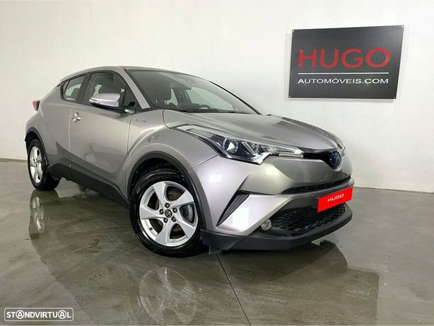 Toyota C-HR 1.8 HSD Confort + Pack Style