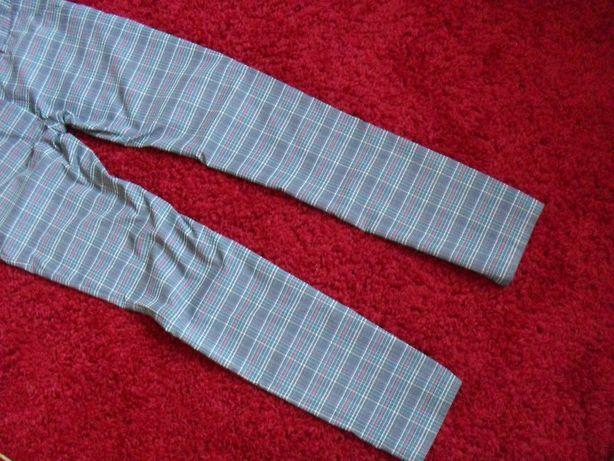 Спортивные брюки в клетку легкие летние Оригинал от Nike Golf-40р