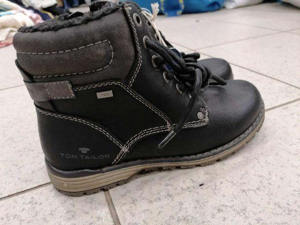 Buty zimowe chłopięce Tom Tailor r. 34