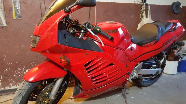Suzuki RF 600 sprzedam lub zamienię na skuter lub przyczepę