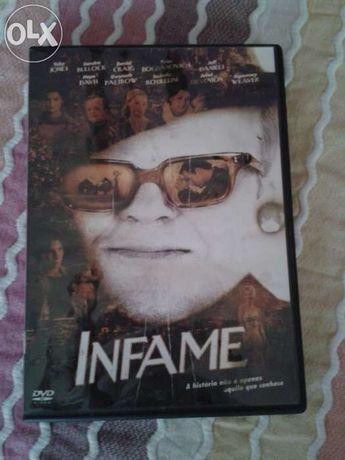 Filme Dvd Infame