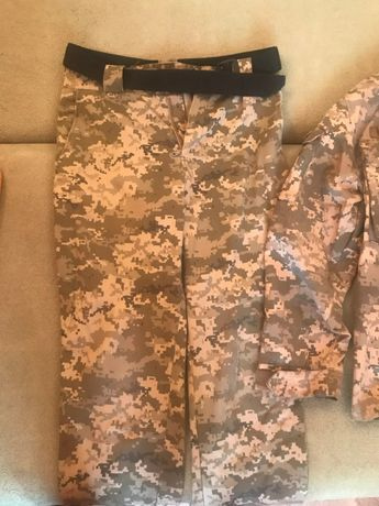 Продам костюм военный (китель,штаны)