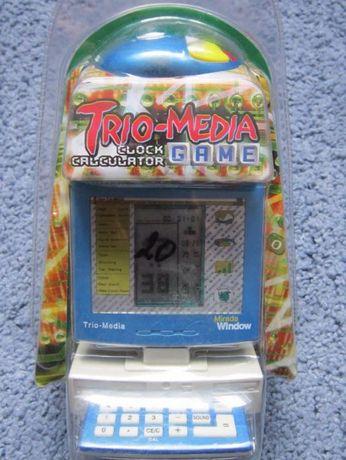 Электронные игры-Тетрис