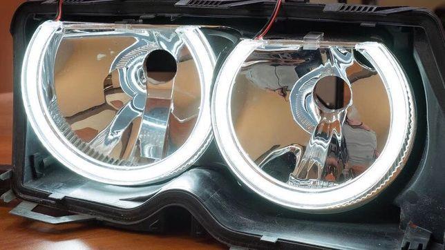 Ангельские глазки Crystal Angel eyes Led BMW E39,E46,E38
