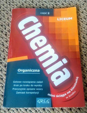 Chemia organiczna - liceum cz. 2