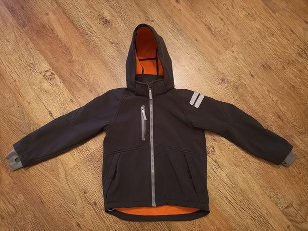 Bluza softshell H&M rozm 134 8-9 lat