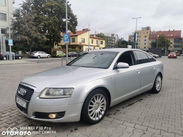 Audi A6 3.2+ LPG GAZ Sedan XENON NAVI QUATRO Zarejestrowany