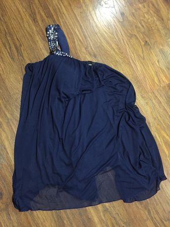 Продам синее платье Asos