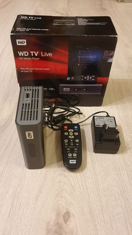 Player WD TV Live