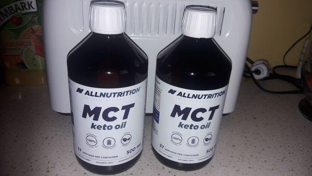 Keto Oil MCT nowy