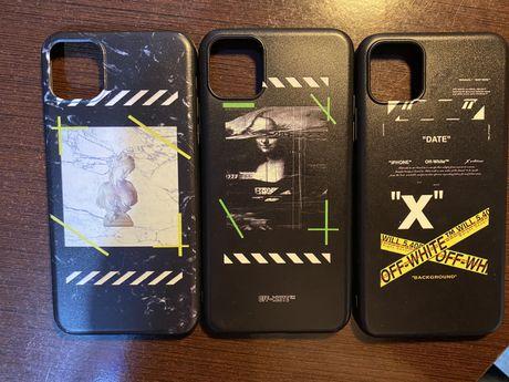 Capas OFF - WHITE Iphone 11 Pro Max