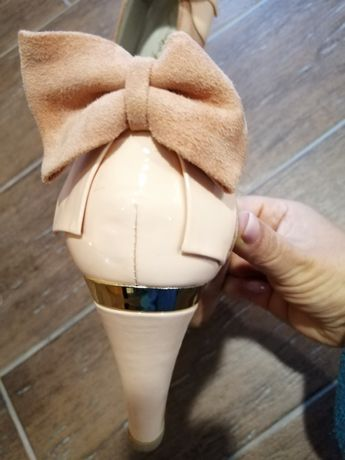 Sapato senhora Rosa 35