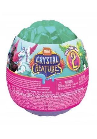CRYSTAL creatures jajko niespodzianka nowa 2