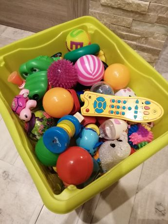 Skrzynia zabawek