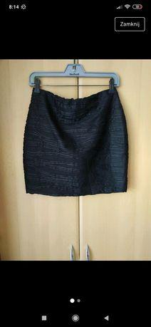Spódniczka czarna spódnica mini damska