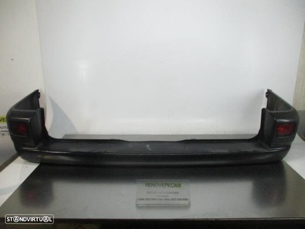 Para Choques De Trás Volkswagen Transporter / Caravelle V Autocarro (7