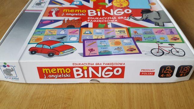 Gra Bingo Edukacyjna gra pamięciowa