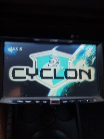 Магнитола 2 din cyclon