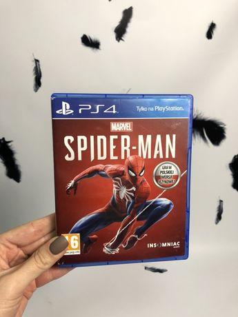 Игра spider man ps4