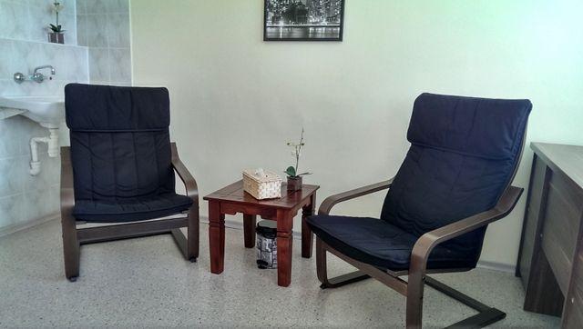 Gabinet dla psychologa/psychoterapeuty/coacha
