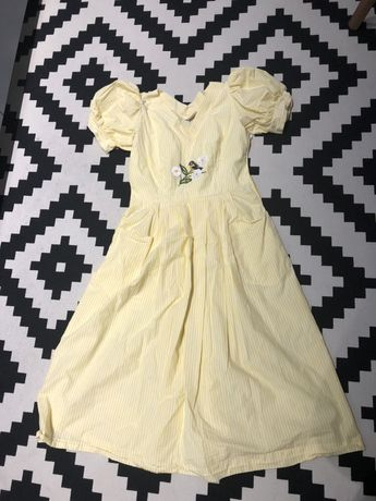Платье Фонарики