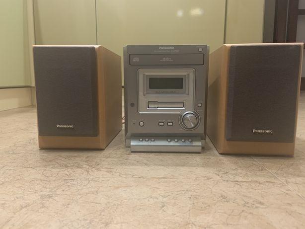 Музыкальный центр Panasonic SA-PM07