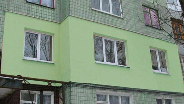 Утепление фасадов частных домов и квартир, герметизация швов!