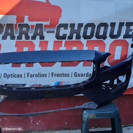 Parachoque volvo v60 2018