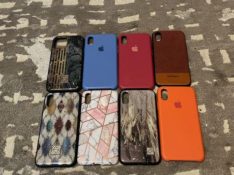 Чехлы на Iphone х iphone 11 pro