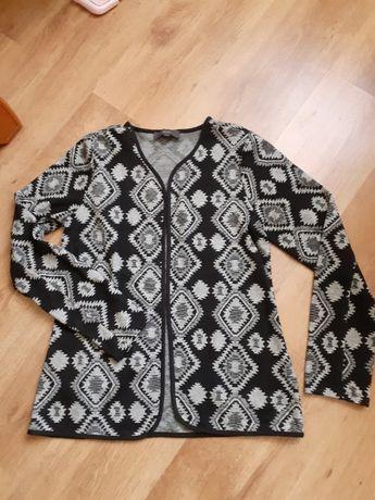 Narzutka sweter bez zapięcia 38 next