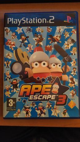 Ale Escape 3 PlayStation 2