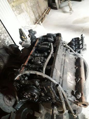 Продам двигатель ямз 238 з блоком коленвалом поршнями шатунамы подобно