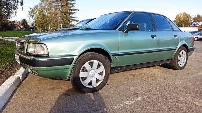 Продам Ауді80 1992р.