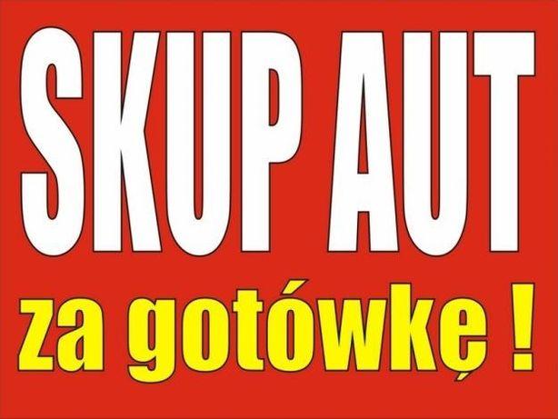 Skup Aut Olsztyn i Warminsko Mazurskie Gotówka od ręki !!