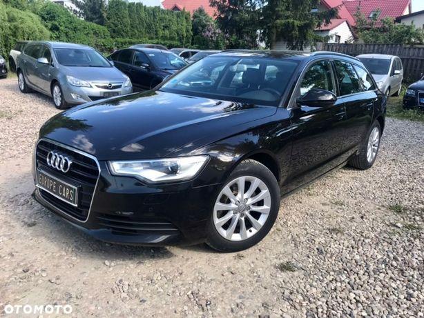 Audi A6 Serwis ASO Bezwypadek Bogata opcja Automat I właściciel w Polsce