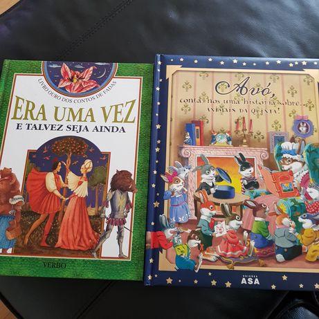 Livros de histórias