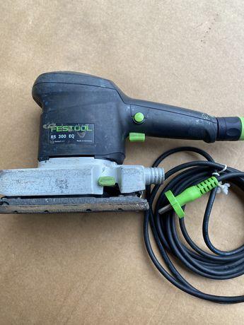 Szlifierka oscylacyjna Festool RS 300 EQ
