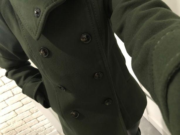 Кашемировое пальто- пиджак H&M