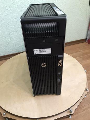 HP  Z620 игровой компьютер