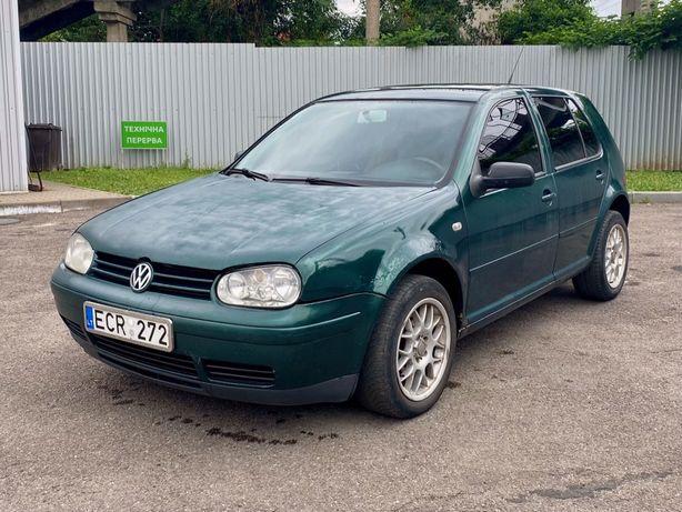 VW Golf 4 1.9TDI (85kw) 6ст
