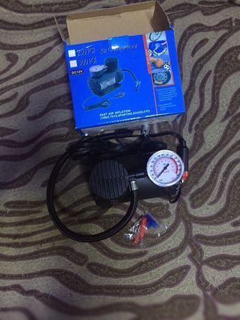 Новый автоКомпрессор электрическийАвтомобильный дляШин насос12V компре