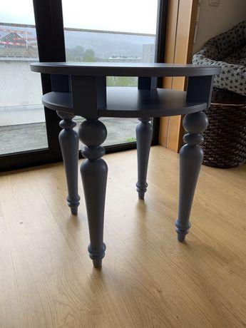 Mesa azul IKEA