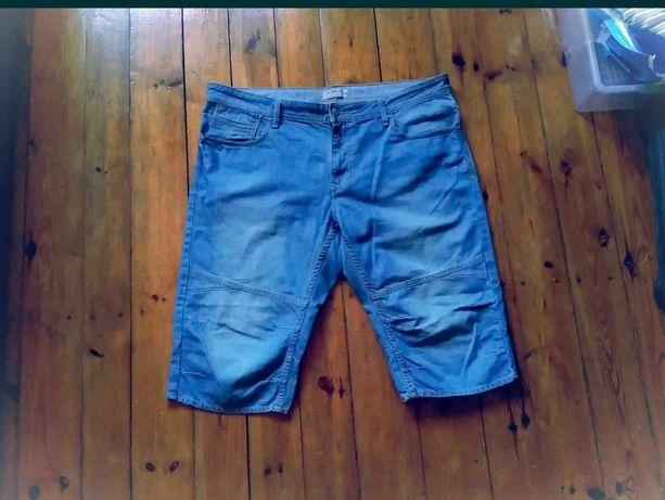 Spodenki jeansowe męskie C&A rozm. 58