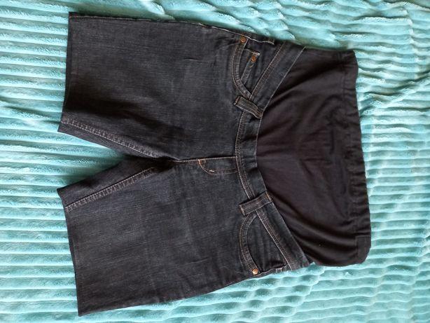 Spodenki ciążowe jeans S/M