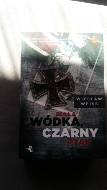 """""""Biała wódka czarny ptak'W.Weiss"""