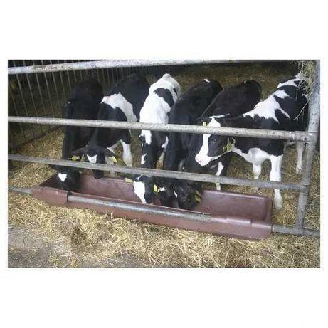 Koryto zawieszane z zawiesiem, karmidło dla koni, bydła, kóz
