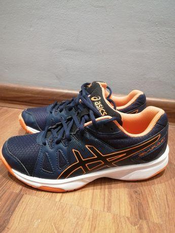 Juniorskie buty halowe, siatkarskie Asics Gel Upcourt rozmiar 34,5