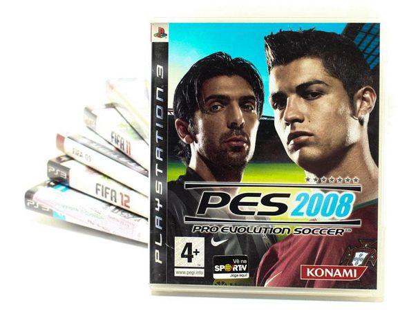 9 Jogos de desporto para PS3